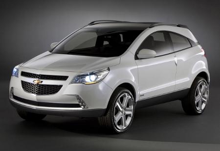 Concept Car Chevrolet GPiX 1