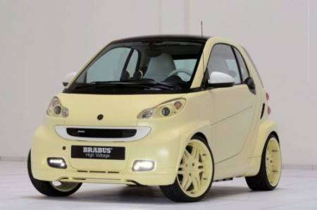 Brabus Smart Fortwo 2