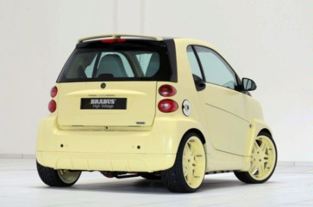 Brabus Smart Fortwo 3